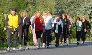 Nordic Walking Beginner Kurs