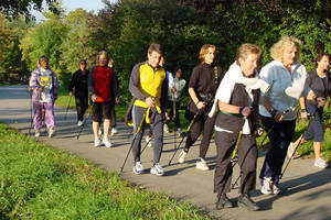 Nordic Walking Vital Pauschale