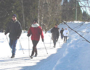 Nordic Walking Tour